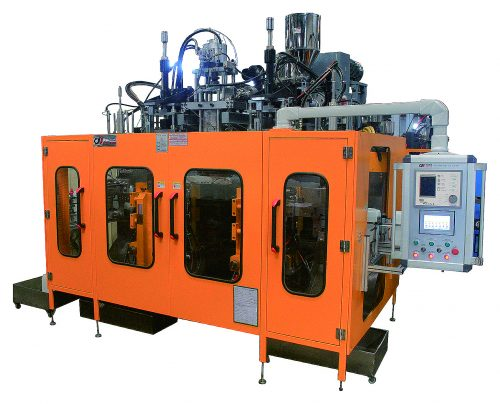 DKB-10L multi-layer blow molding machine