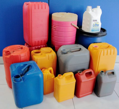 large size plastic containers