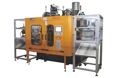 DKB-5L high speed blow molding machine