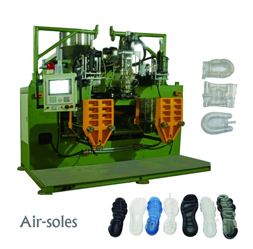 DKB-6TD blow molding TPU air-sole machine