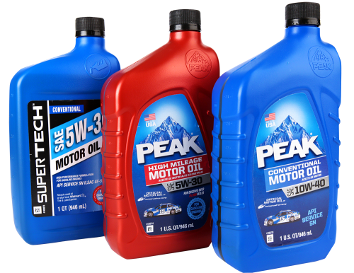 In-Mold (Blow Mold) Labels For Automotive And Motor Oil