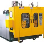 SPB-2.5LD multilayer co-extrusion blow molding machine