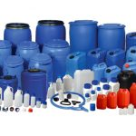 large size chemical liquid stock containers