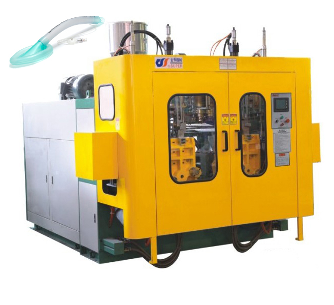 medical special blow molding machine2