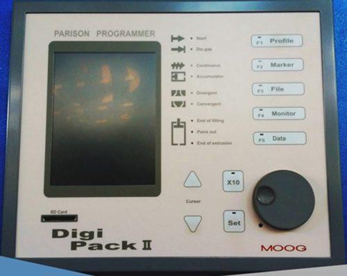 parison controller MooG